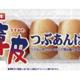 薄皮ぱん(つぶあん) 108円(税抜)