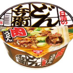 どん兵衛 肉うどん 98円(税抜)