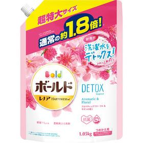 ボールドジェル アロマティック フローラル&サボンの香り 詰替 超特大サイズ 358円