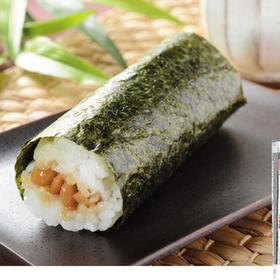 手巻寿司 納豆(増量) 140円