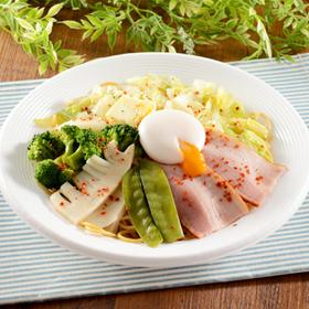 Googeous!野菜!ベーコン!~バター醤油~ 530円