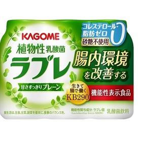 植物性乳酸菌ラブレ プレーン 148円(税抜)
