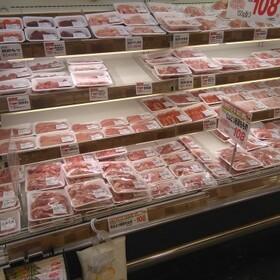 松山どり若鶏もも肉 108円(税抜)