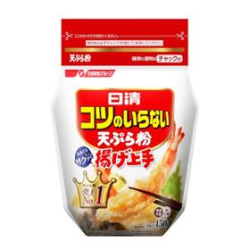 コツのいらない天ぷら粉 203円(税込)