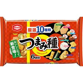 亀田 つまみ種 130g 192円(税込)