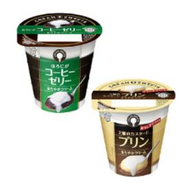 CREAM SWEETS(コーヒーゼリー/プリン) 74円(税込)