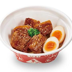 豚角煮丼(並) 690円(税込)