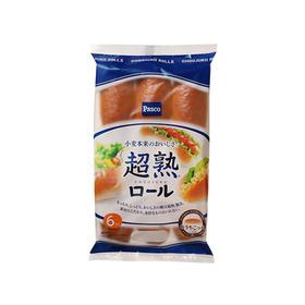 超熟ロール(プレーン・レーズン) 170円