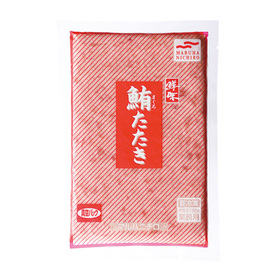 鮪たたき 458円(税抜)