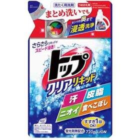 トップクリアリキッド 抗菌 詰替用 178円(税抜)