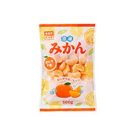 冷凍みかん 148円(税抜)
