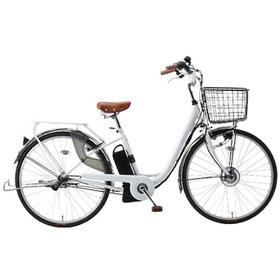 電動アシスト自転車 SUISUI 24インチ 内装3段 ホワイト 59,800円(税込)
