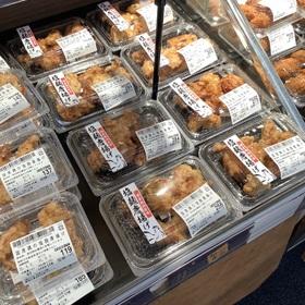 国産鶏の塩麹唐揚げ 178円(税抜)