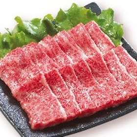 牛肉カルビバラ焼肉用〈交雑種〉 780円(税抜)