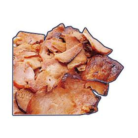 つるし焼豚切り落とし 108円(税抜)