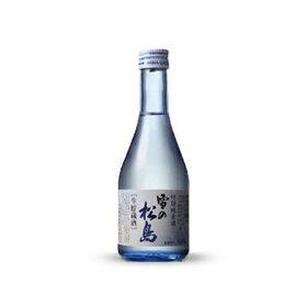 雪の松島 特別純米 生貯蔵酒 458円(税込)