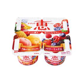 ナチュレ恵 7種のフルーツミックス+ベリーミックス 149円(税込)