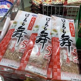かつおパック 77円(税抜)