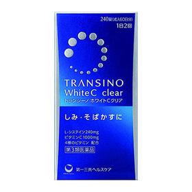 トランシーノホワイトCクリア 3,880円(税抜)