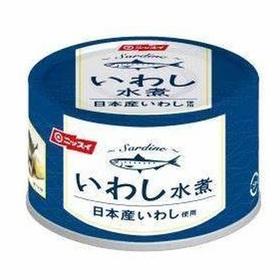 いわし水煮 98円(税抜)