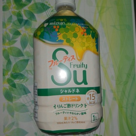 フルーティス シャルドネ 238円(税抜)
