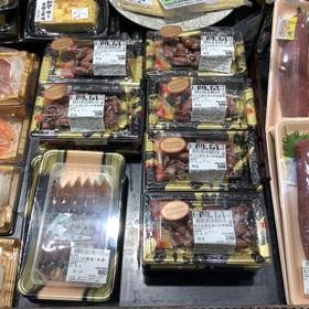 ボイルホタルいか生食用 645円(税込)