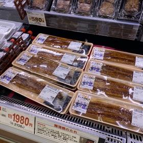 長坂さんのうなぎ蒲焼 2,138円(税込)