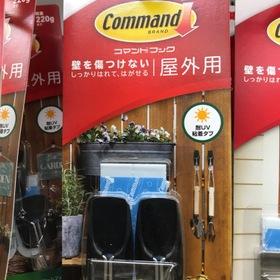 コマンドフック屋外用M 360円(税込)