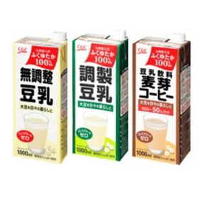 無調整豆乳 194円(税込)