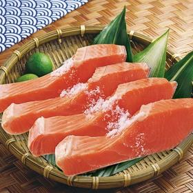 ふり塩銀鮭切身(養殖) 106円(税込)