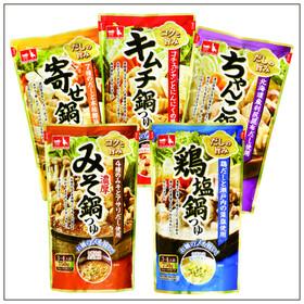 鍋つゆ各種 172円(税込)