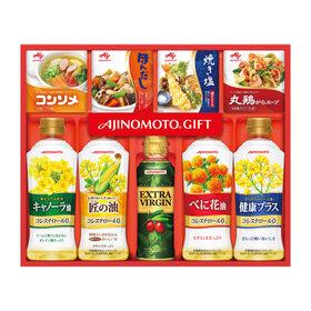 味の素 和洋中バラエティ調味料ギフト 2,592円(税込)