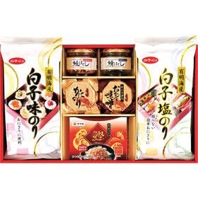 白子のり&ヤマキバラエティギフト 2,160円(税込)