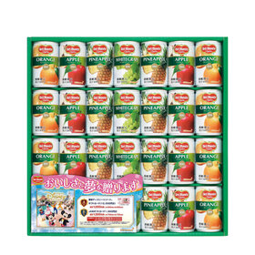 デルモンテ 100%果汁飲料ギフト 2,430円(税込)