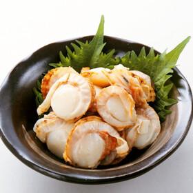 蒸しベビーほたて 198円(税抜)