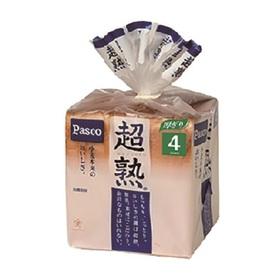 超熟 4枚入 204円(税込)