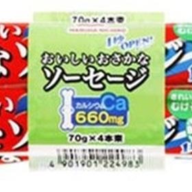 おさかなソーセージ 150円(税込)