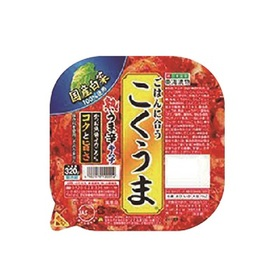 こくうまキムチ 322円(税込)