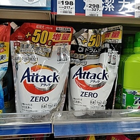 アタックゼロ超特大詰替え よりどり2点 1,975円(税込)