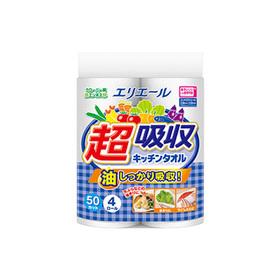 超吸収キッチンタオル 142円(税込)