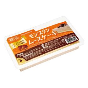 モンブランムースケーキ 321円(税込)