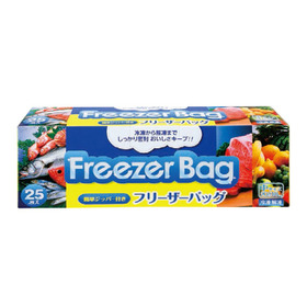 フリーザーパック(中) 96円(税込)