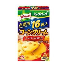 クノールカップスープ16P 各種 528円(税込)