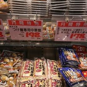つけ麵専用中華麺 214円(税込)