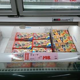 ギョーザ 214円(税込)