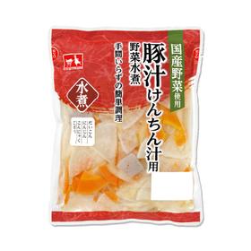 豚汁けんちん汁用水煮 289円(税込)