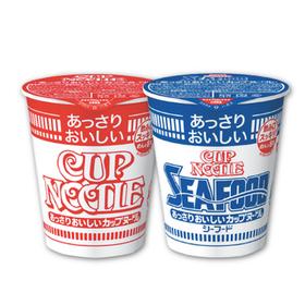 あっさりおいしいカップヌードル 各種 95円(税込)