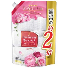 レノアハピネス夢ふわタッチ 特大サイズ つめかえ用 各種 525円(税込)
