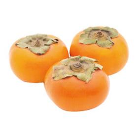 種なし柿(渋抜き) 150円(税込)