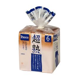 超熟食パン 各種 135円(税込)